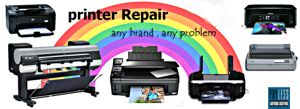 Printer Repair Center Vancouver