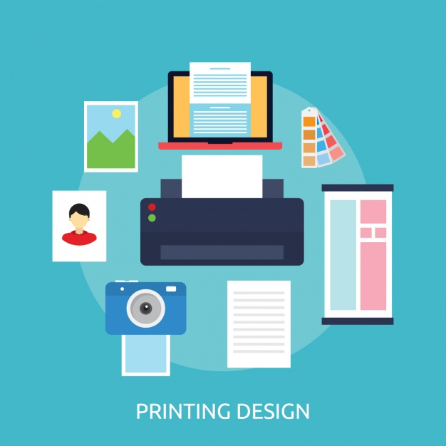 Printer's Life and Design