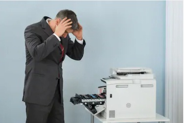 Copier Machine Repair Service